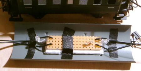 waggonbeleuchtung eigenbau mein m rklin m gleis analog. Black Bedroom Furniture Sets. Home Design Ideas